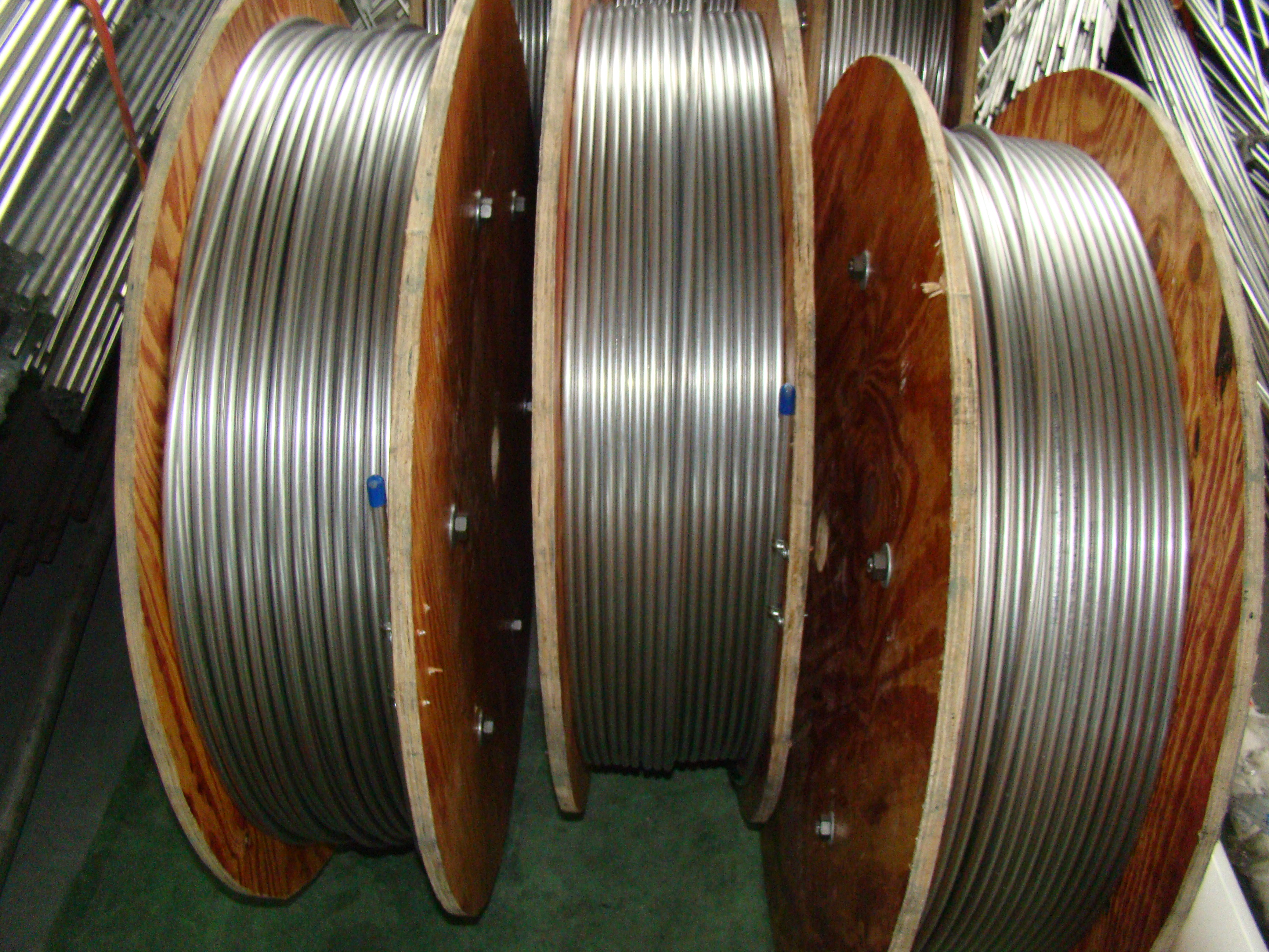 Coiled Tubing Bright Annealed Tube Astm A269 Stainless