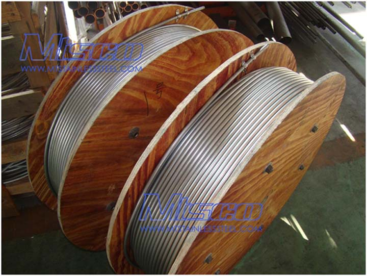 Bright Annealed Tube A269 A249 En10217 7 Seamless Welded